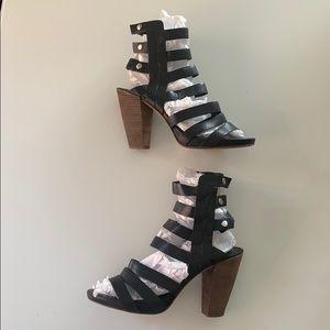 Sigerson Morrison Belle heeled gladiator sandals